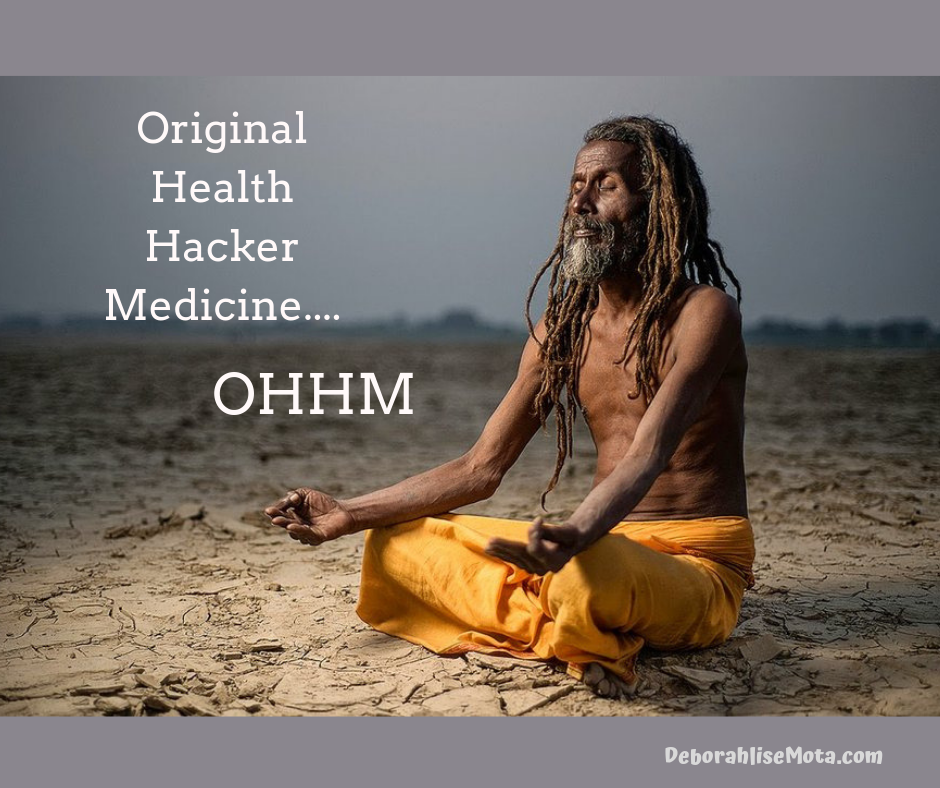 Original Health Hacker Medicine.... OHHM